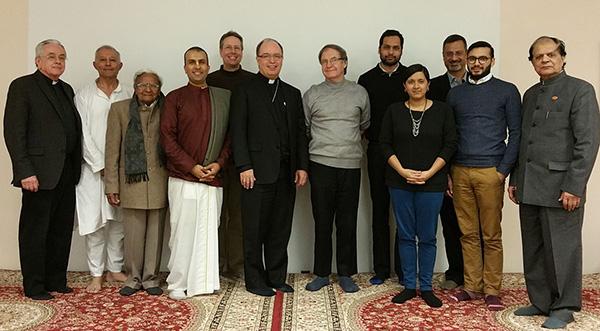 Dialogue Hindou-catholique au Canada 2016, courtoisie de cccb.ca
