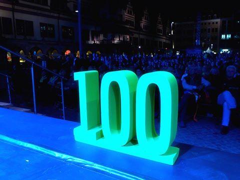 100e édition du Katholikentag, Leipzig 2016, https://www.facebook.com/deutscherkatholikentag