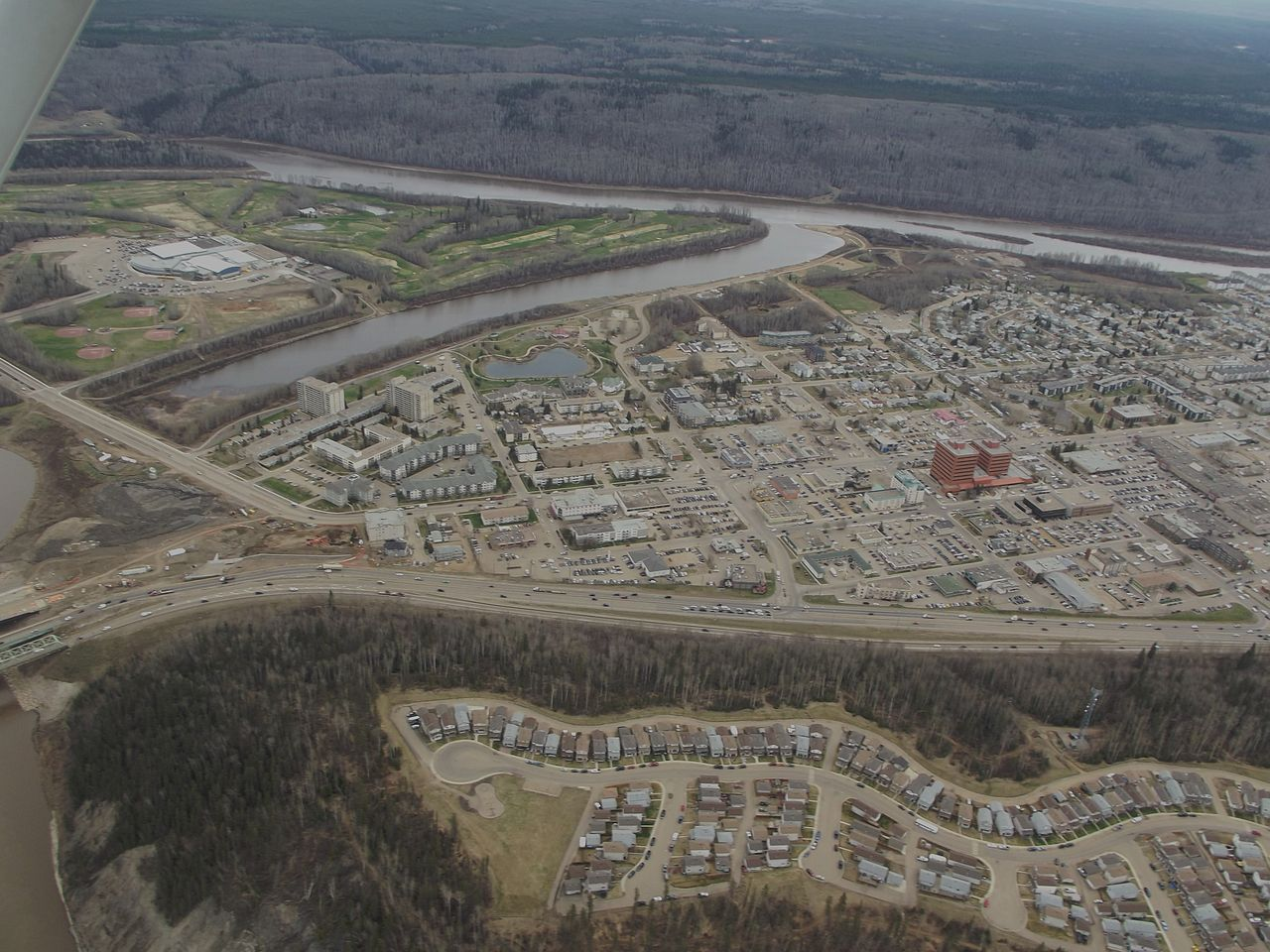 Fort McMurray wikimedia commons