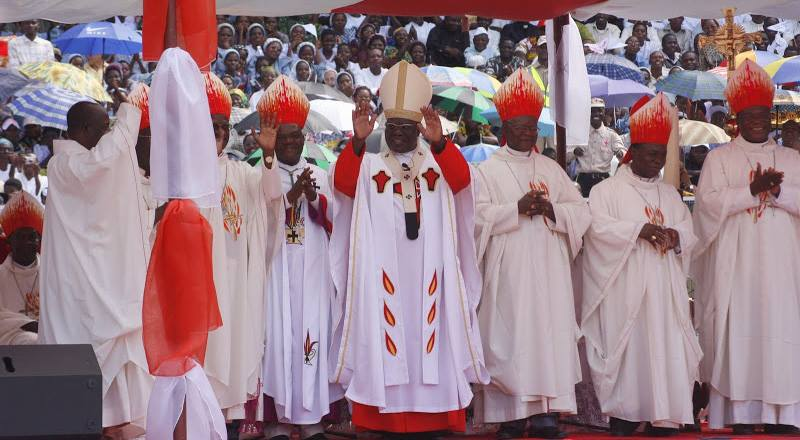 Messe en RDC, Cenco
