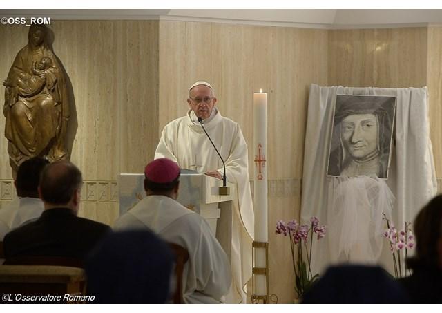 Mémoire de sainte Louise de Marillac, L'Osservatore Romano