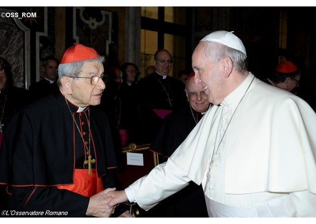 Card. Coppa, L'Osservatore Romano