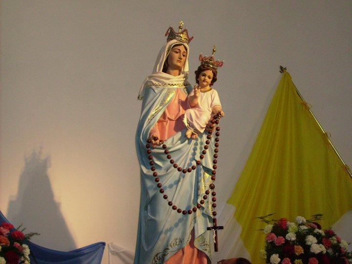 Santuario Virgen Maria del Rosario de San Nicolas, page facebook