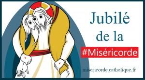 Logo du Jubilé de la Miséricorde, par le P. Marko Ivan Rupnik, SJ