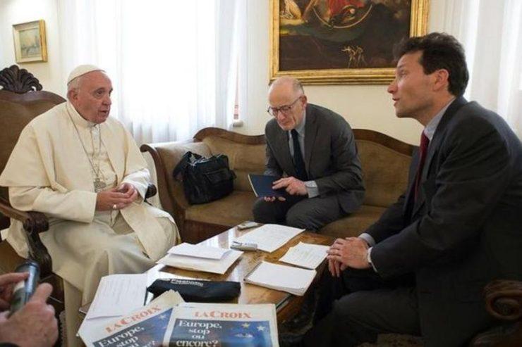 La Croix, L'Osservatore Romano