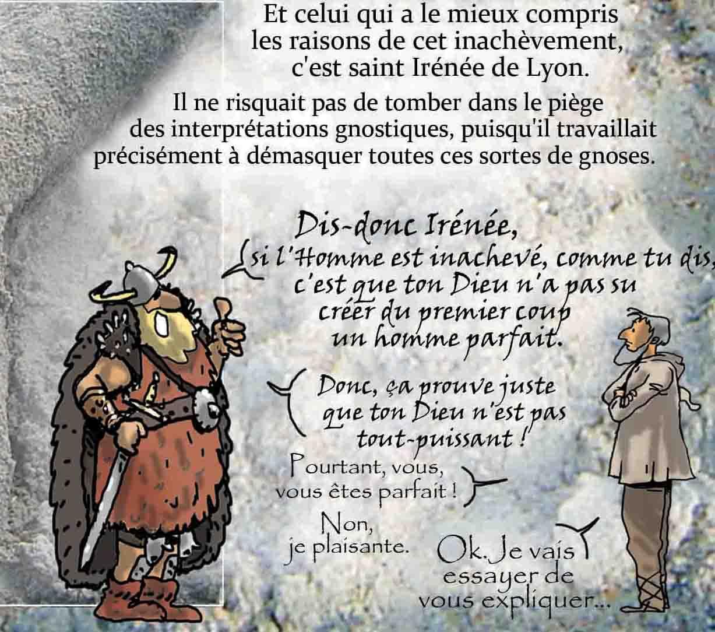 Saint Irénée by Brunor, courtoisie de l'auteur