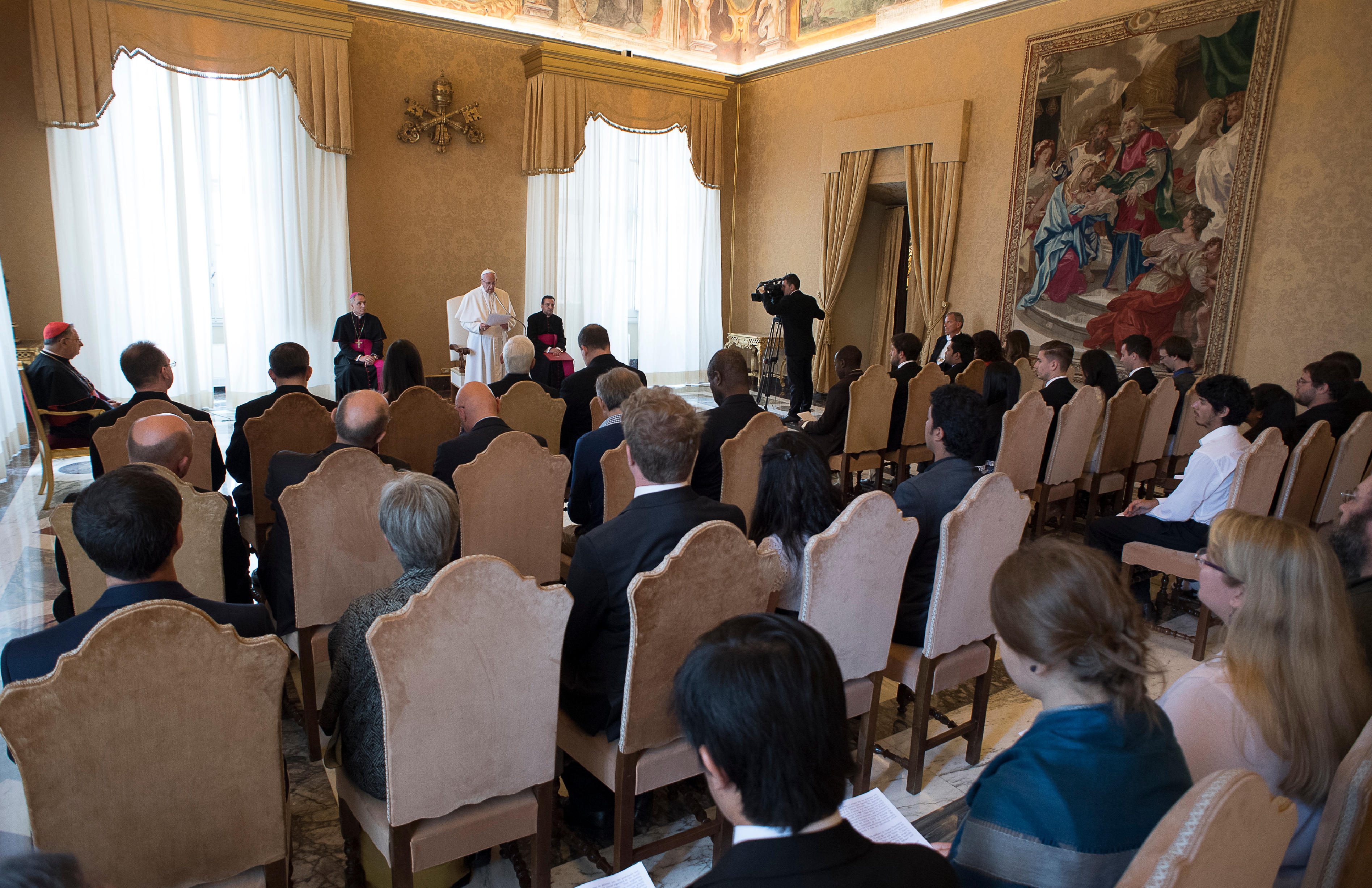 11 juin 2016, Specola vaticana, L'Osservatore Romano