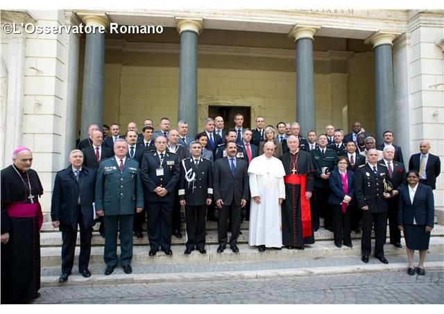 Des juges luttent contre la traite © L'Osservatore Romano