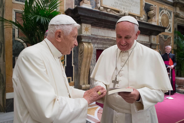 Anniversaire de l'ordination sacerdotale du pape émérite Benoît XVI (c) L'Osservatore Romano