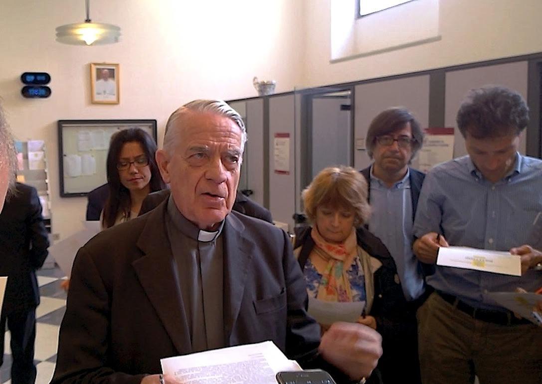Père Federico Lombardi SJ, point-presse sur l'Ukraine, 9 juin 2016, ZENIT- HSM
