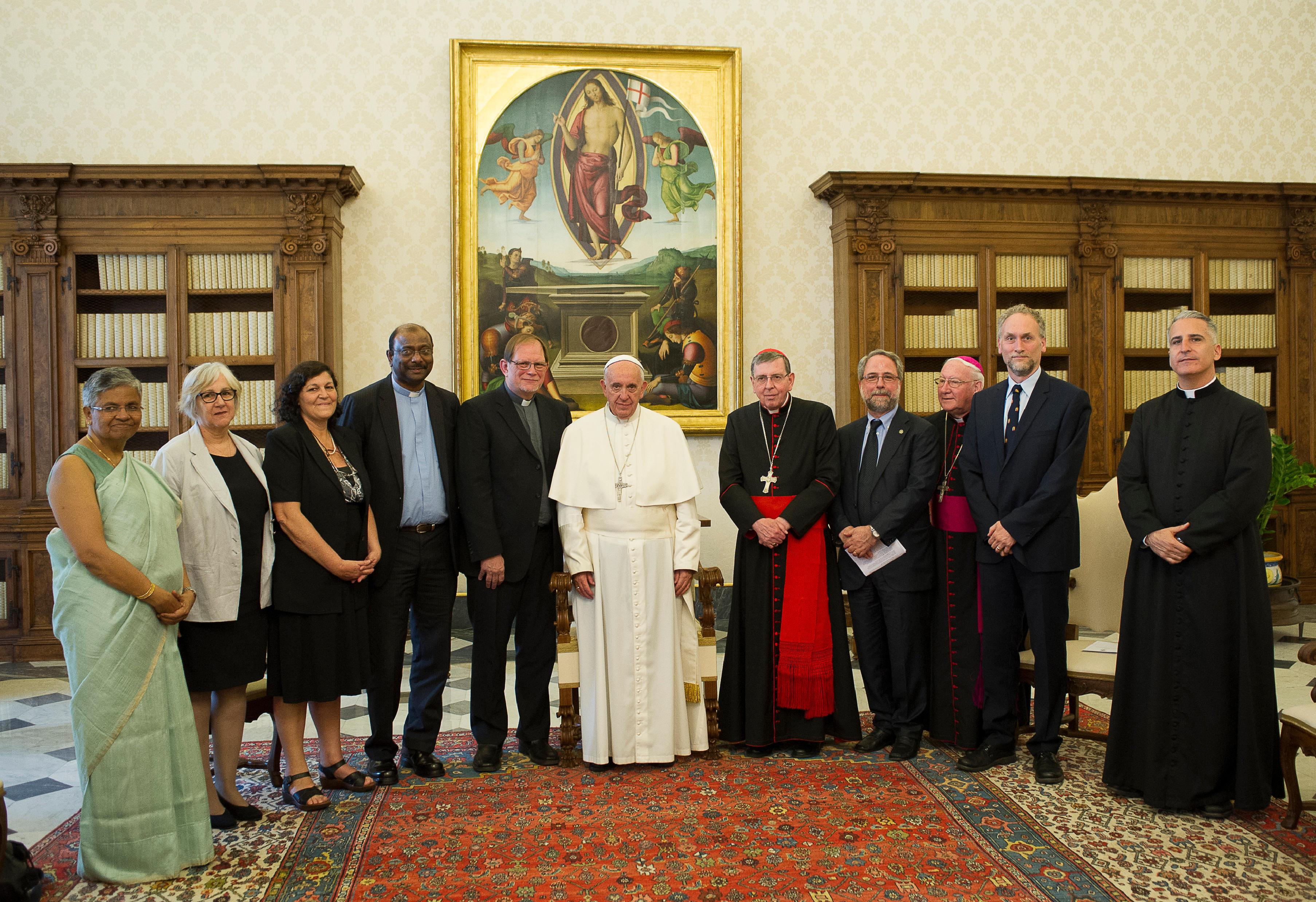 Audience du 10 juin 2016, L'Osservatore Romano