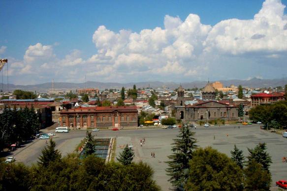 Arménie, Gyumri 2006 (c) wikimedia commons, FHen