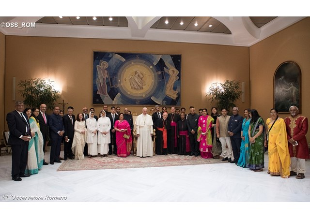 Visite des Jaïns de Londres, 1er juin 2016, L'Osservatore Romano
