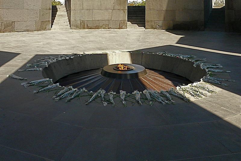 Mémorial du génocide arménien, wikimedia commons, Rita Willaert