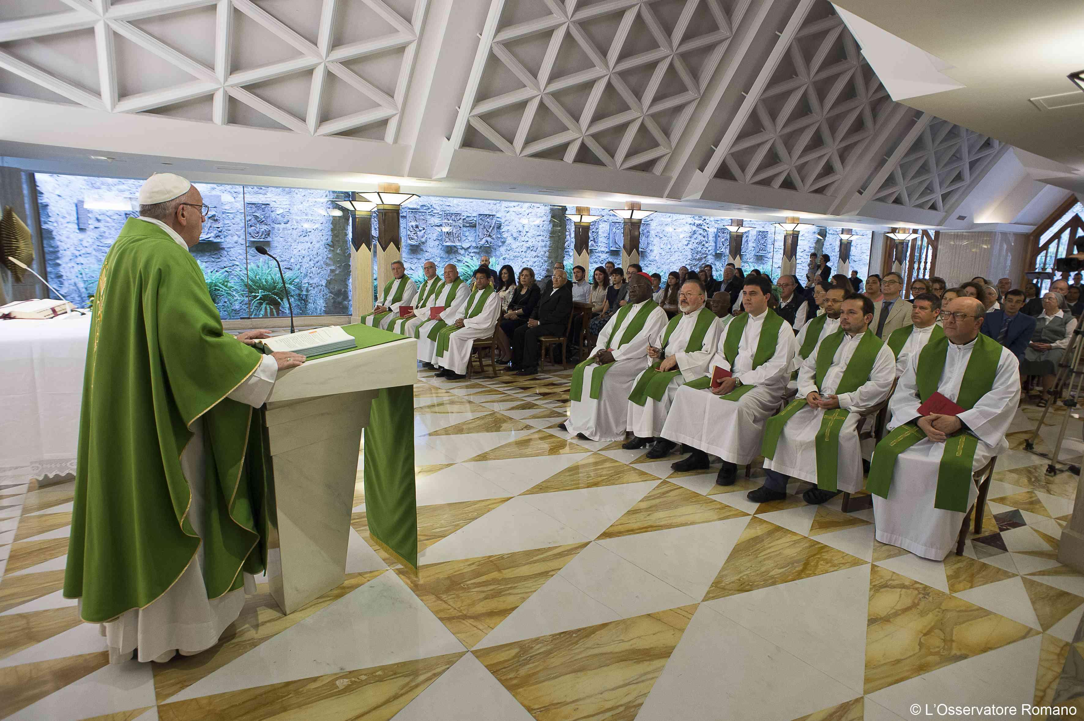 Messe Sainte-Marthe, 9 juin 2016