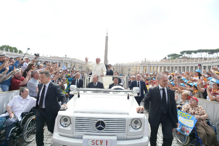 Audience du 30 juin 2016 (c) L'Osservatore Romano