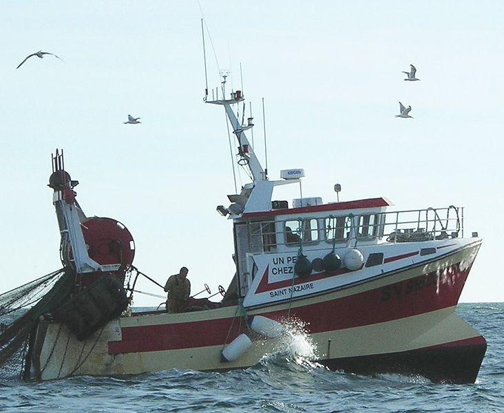 Navire de pêche (image d'illustration) © wikimedia commons