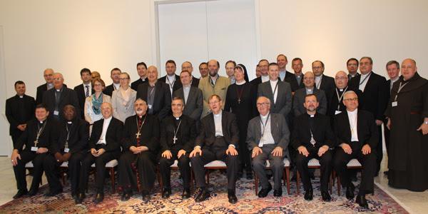 CCEE, Secrétaires généraux des conférences épiscopales, Berlin