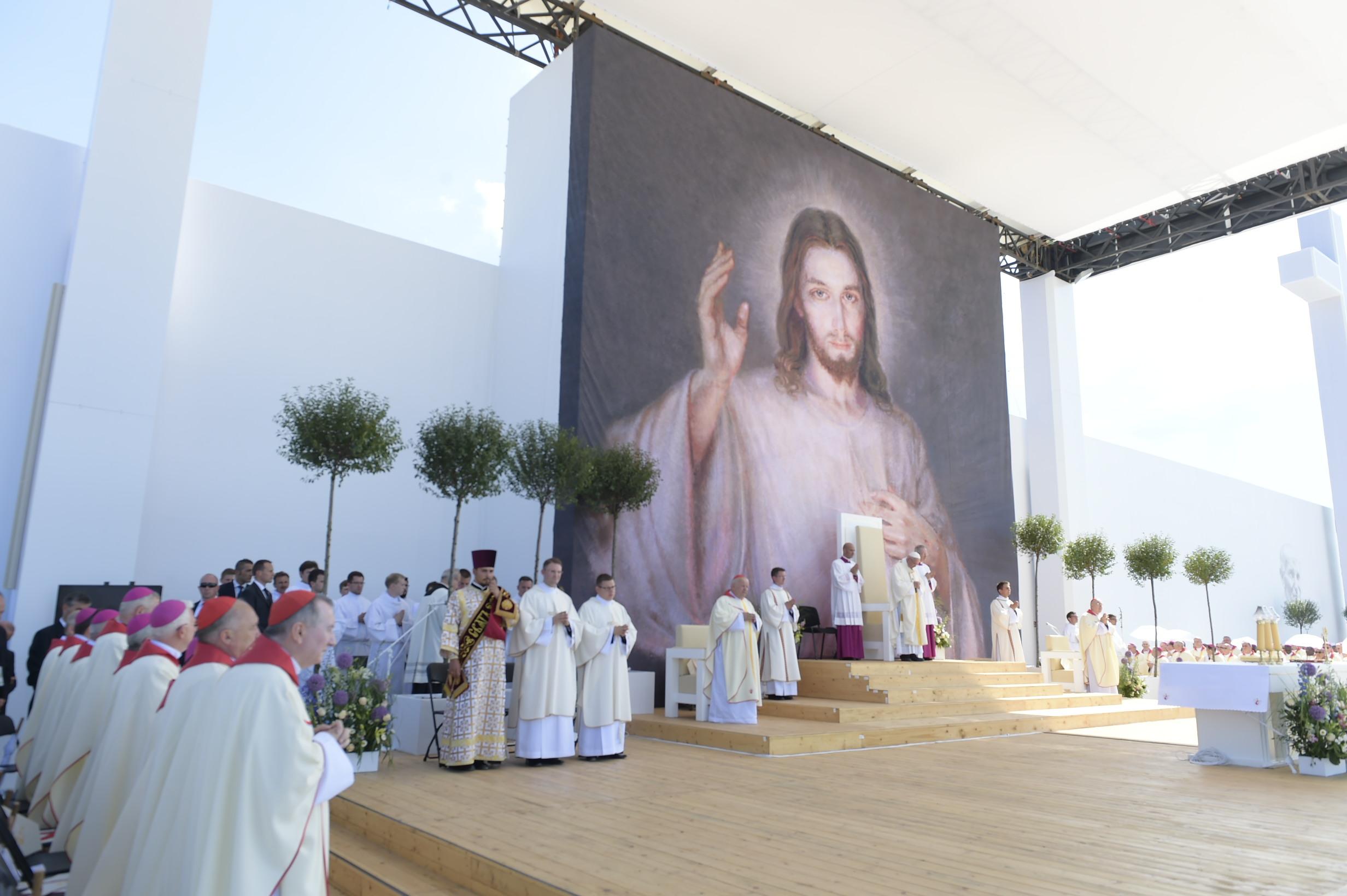 Messe de clôture des JMJ de Cracovie, Pologne © L'Osservatore Romano