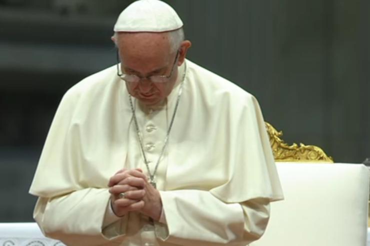 Pape François © CTV