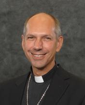 Mgr Donald Bolen © Conférence des évêques du Canada