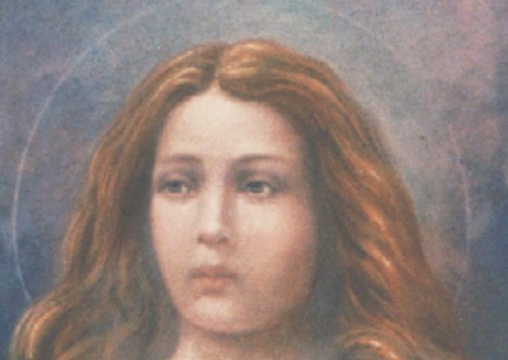 Sainte Maria Goretti © Wikimedia Commons