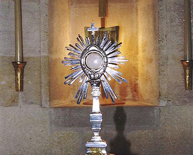 Ostentoir © Wikimedia commons / Pierre-Bienvenu, Noailles