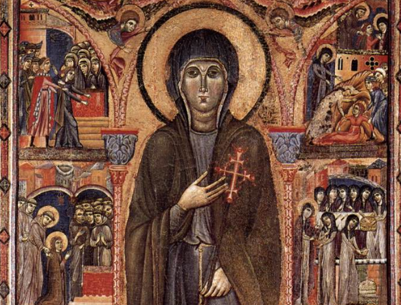 Basilique Sainte-Claire © Wikimedia commons