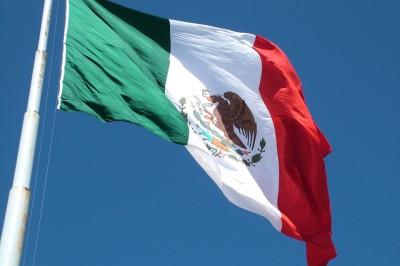 Drapeau du Mexique Pixabay - CC0