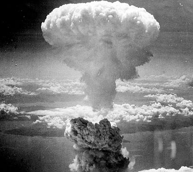 Bombe atomique Hiroshima © Wikimedia commons/Charles Levy
