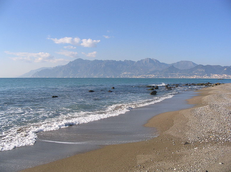 Plage © Wikimedia commons