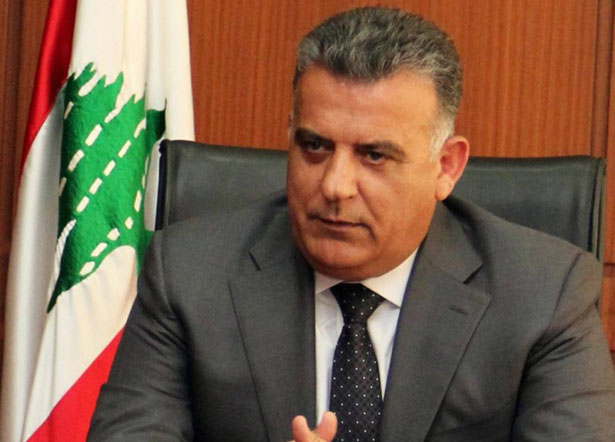 Abbas Ibrahim © Ministère de l'information libanais