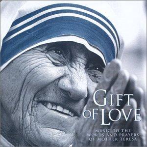 Bradley James, CD sur des prières de Mère Teresa