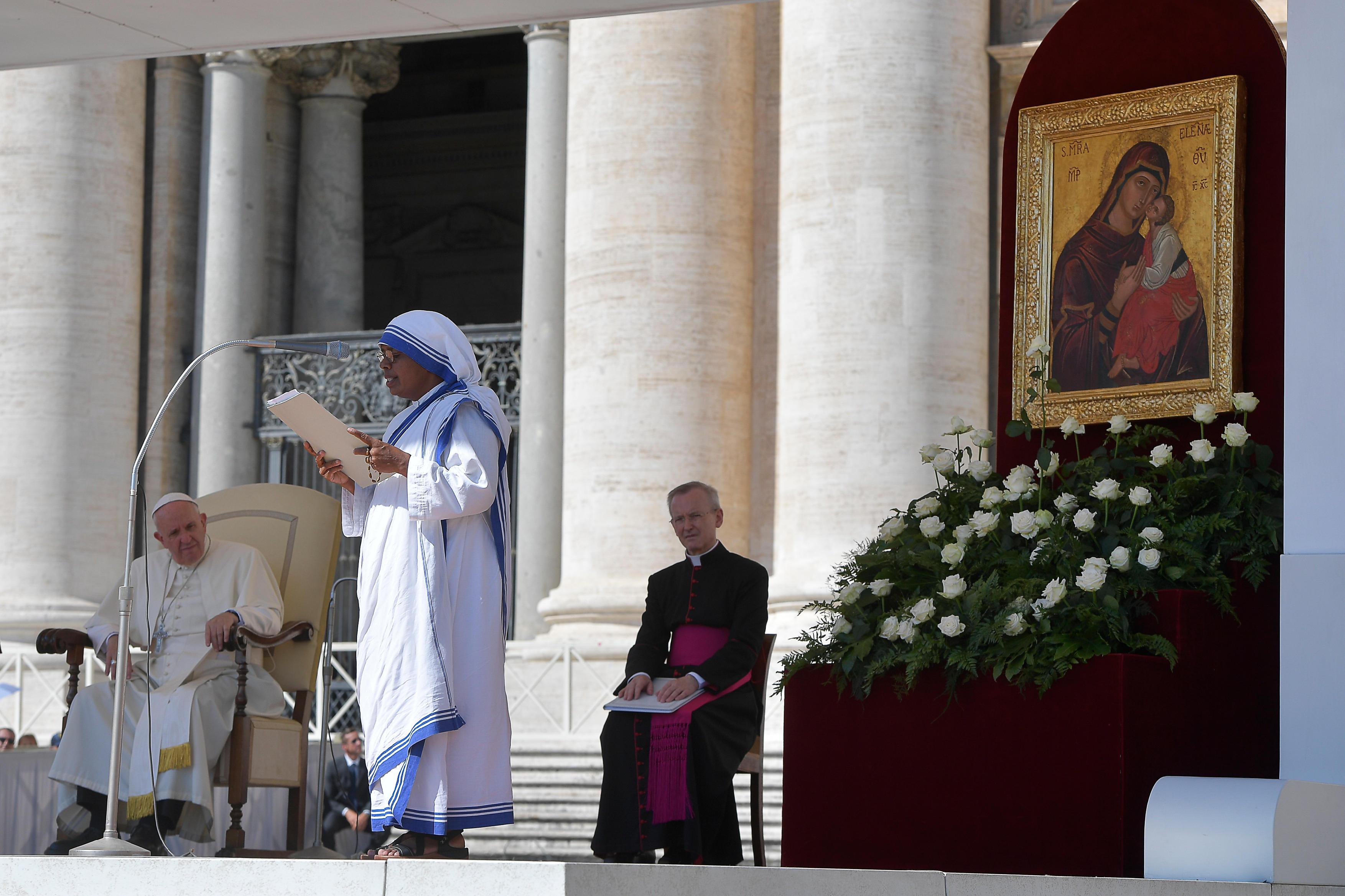 Jubilé des bénévoles de la miséricorde © L'Osservatore Romano