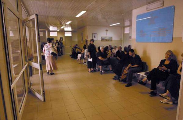 Hôpital des Camilliens à Tbilissi, courtoisie de camilliani.it