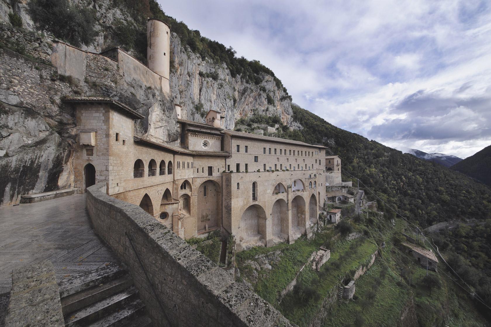 Monastère de Subiaco © benedettini-subiaco.it