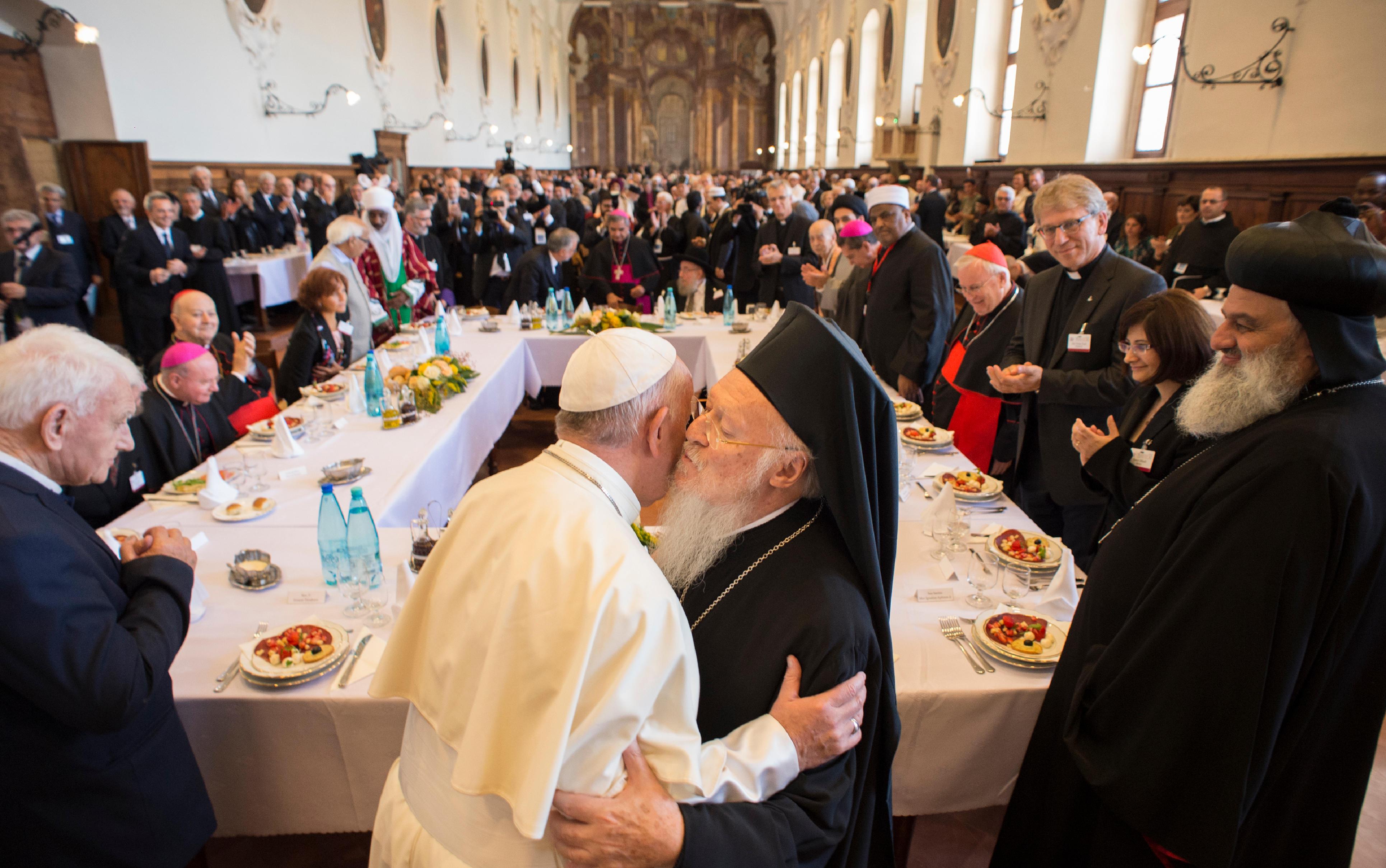 Assise, Journée pour la paix, 20 septembre 2016 © L'Osservatore Romano
