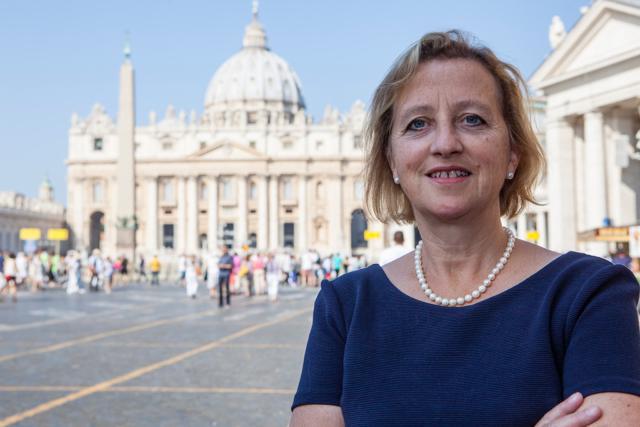 Mme Axworthy, nouvel ambassadeur du Royaume Uni © blog de Mme Axworthy