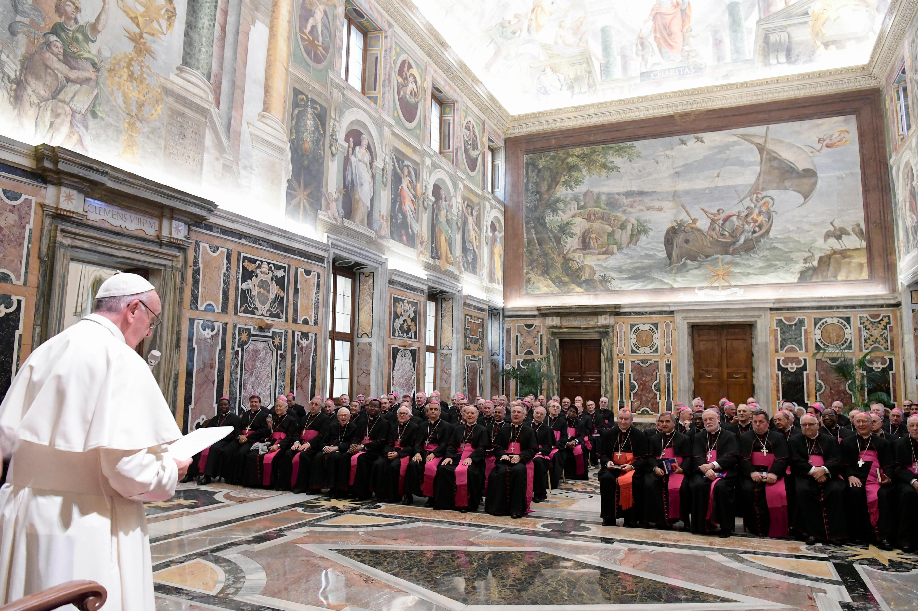 Jubilé des représentants pontificaux © L'Osservatore Romano