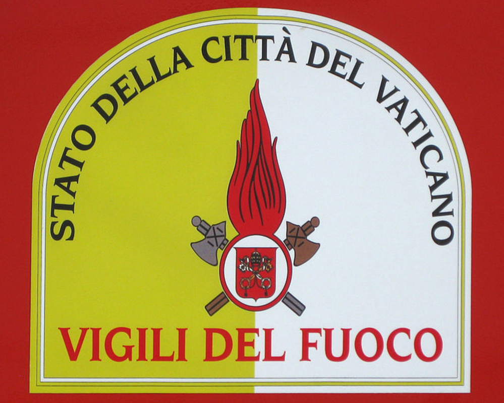 Pompiers du Vatican