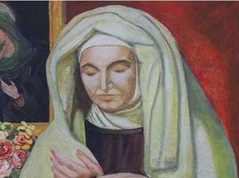 Elisabetta Sanna © Radio Vatican