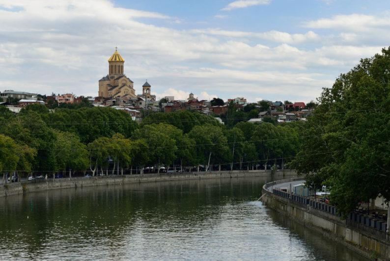 Mktvari, Tbilisi © Wikimedia Commons / Vladimer Shioshvil