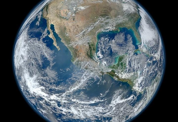 Planète Terre © Pixabay