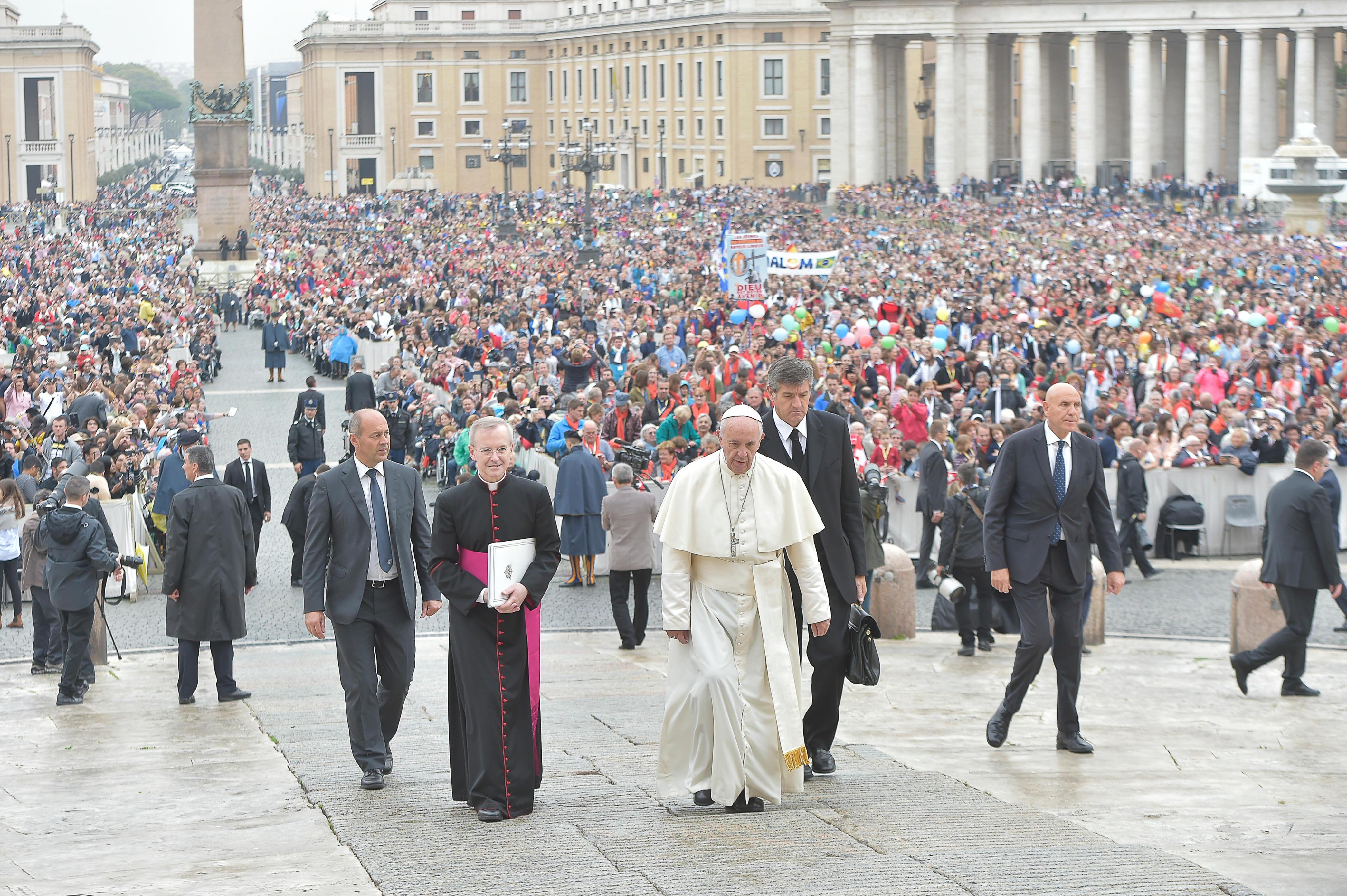 Audience générale © L'Osservatore Romano