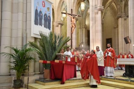 Béatifications de bénédictins, martyrs à Madrid, 29 oct; 2016 © Archidiócesis De Madrid