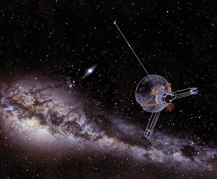 Espace © Wikimedia Commons / NASA Ames