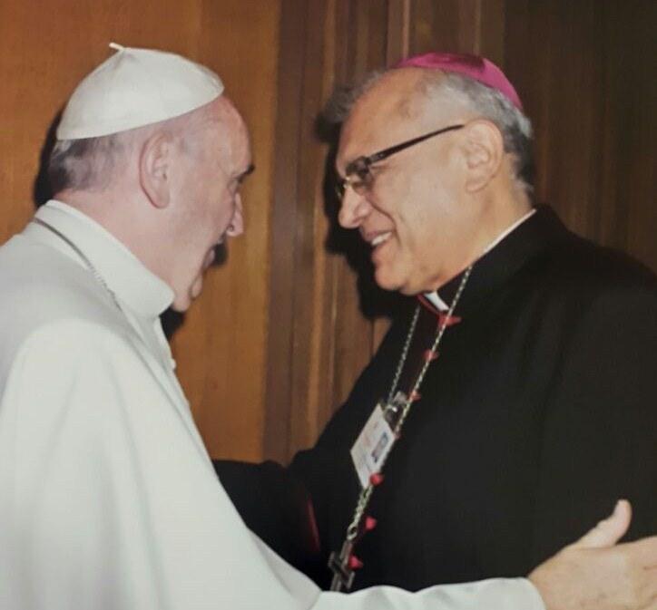 Mgr Baltazar Enrique Porras Cardozo © archevêché de Mérida