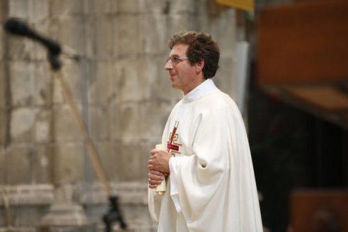 Père Lode Aerts @ Site de l'Eglise catholique en Belgique