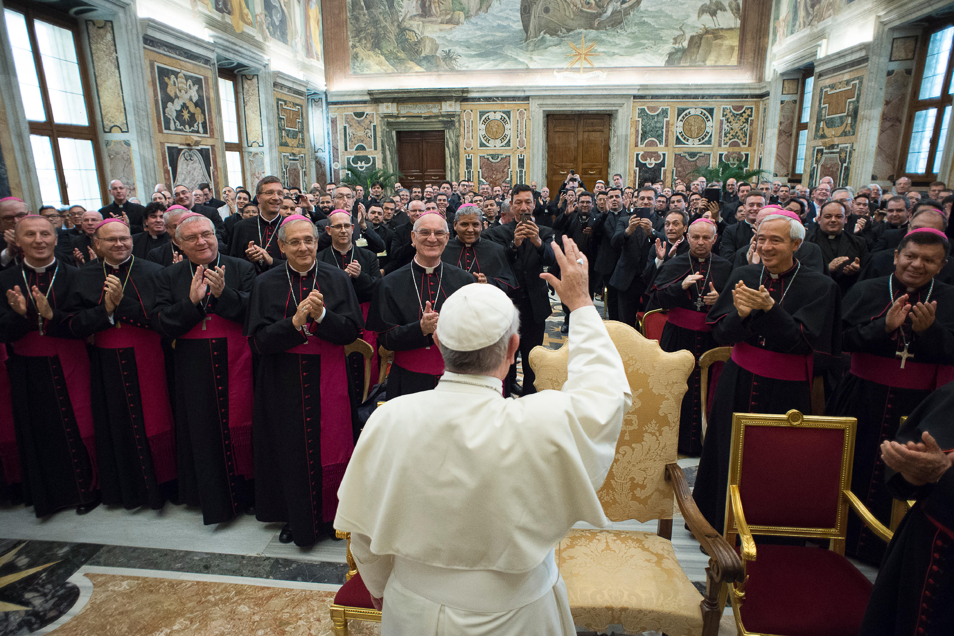 Congrès de pastorale des vocations © Photo.va - L'Osservatore Romano