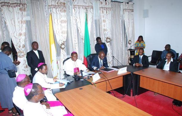 Signature de l'accord Bénin-Saint-Siège © Radio Vatican